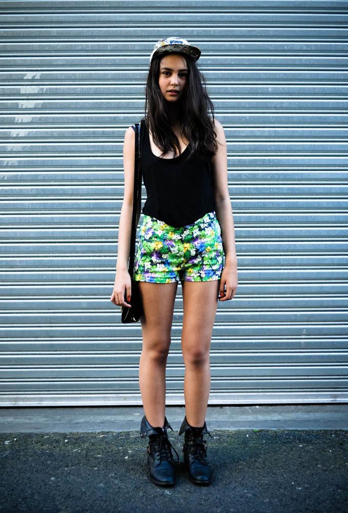Street Style Full Cap Blog O Modzie